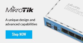 Mikrotik - An unique design and  advanced capabilities