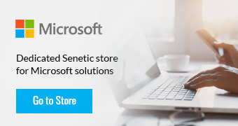Dedicated Senetic store for Microsoft solutions